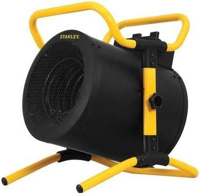 Stanley ST-55-401-E - Calentador eléctrico industrial/turbo