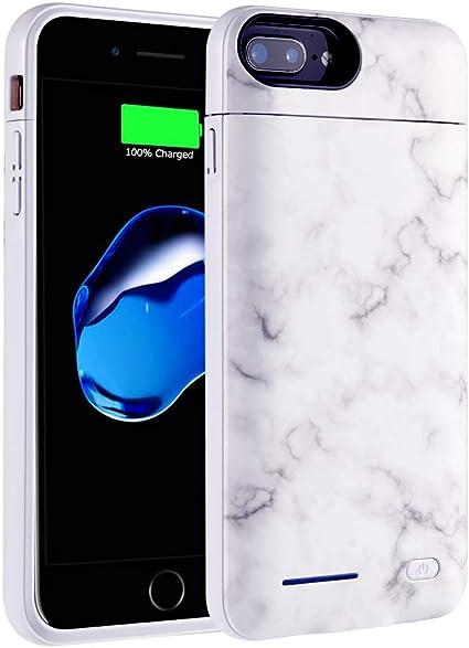 Amazon.com: iPhone 8 funda de batería, iPhone 7, iPhone 6 ...
