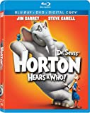 Horton Hears A Who (Blu-ray / DVD + Digital Copy)