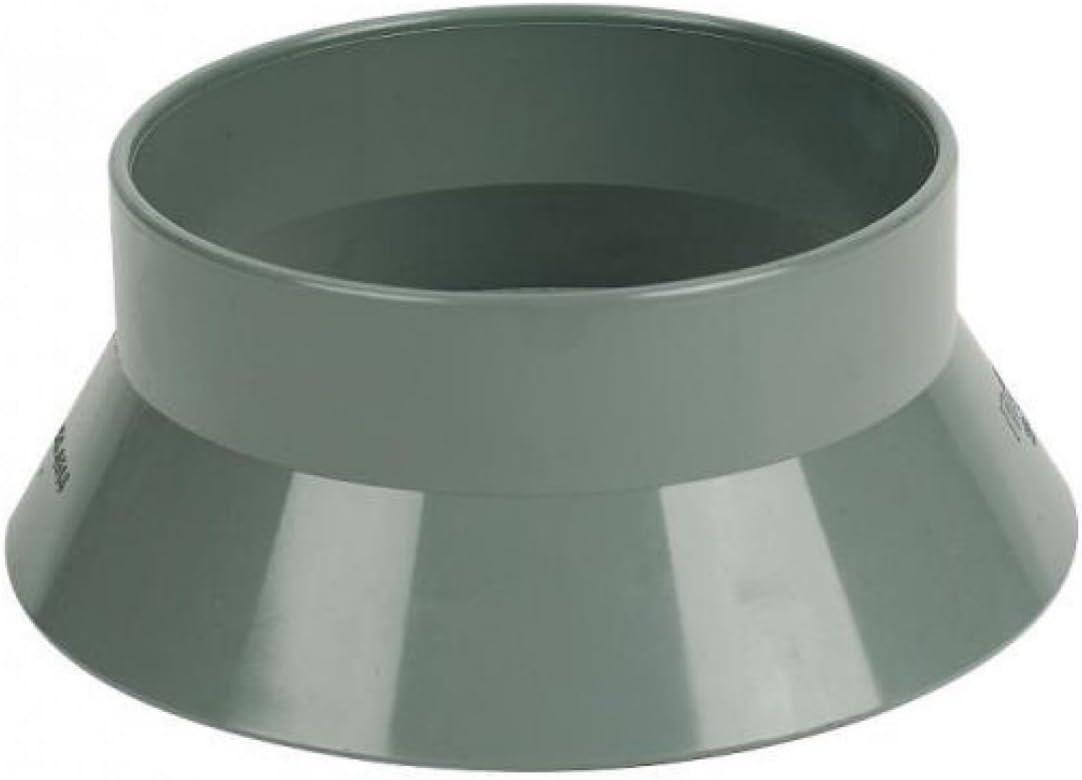 FLOPLAST 110mm Soil Pipe Weather Collar Grey
