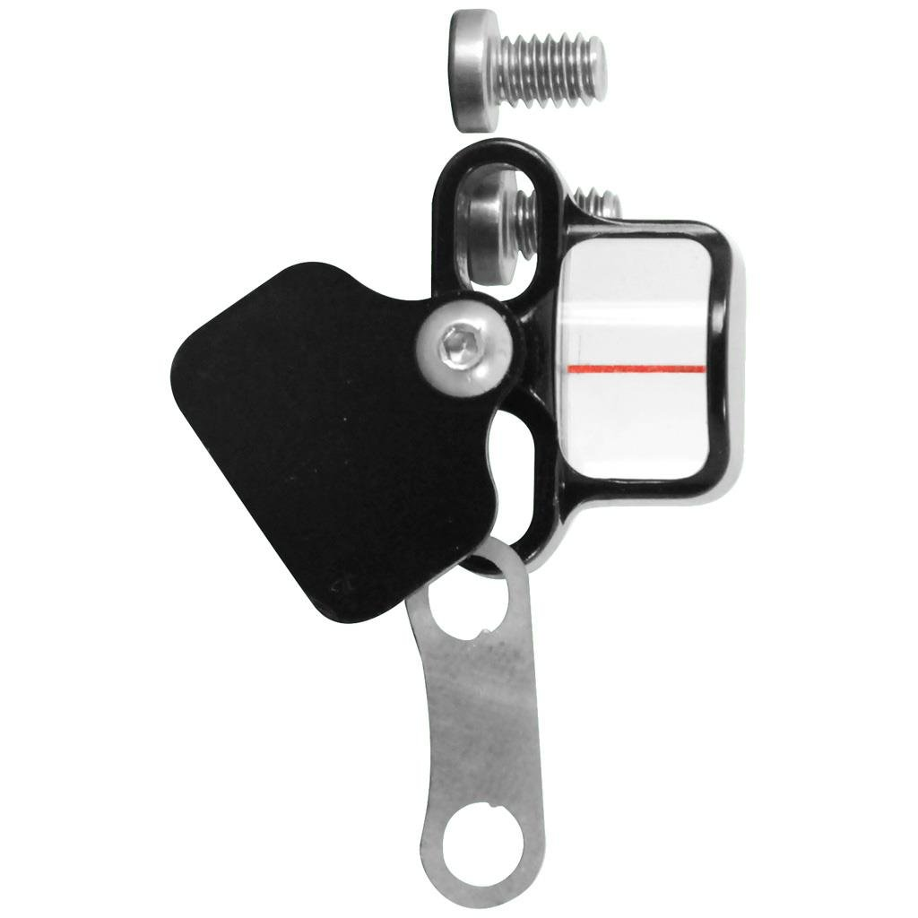 Axcel AXMS-B Scale Magnifier AX Series Archery Sight, Black