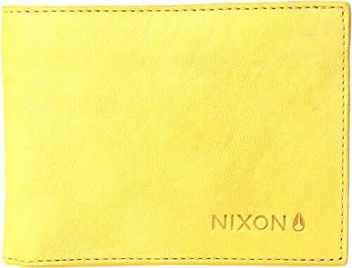 Nixon Men's Legacy Leather Wallet
