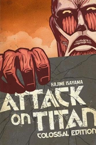 Attack Titan Colossal Hajime Isayama product image