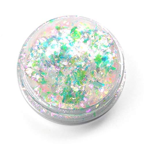 Lumiere Lusters Dichroic Opal Flake Art Pigments - Single Jars (Phoenix Opal)