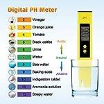 VINKK-Misuratore-PH-Tester-Qualita-Acqua-TDS-PH-EC-Temperatura-4-in-1-Set-Auto-Calibrazione-Portatile-PH-Test-per-Acquari-Piscine-Acqua