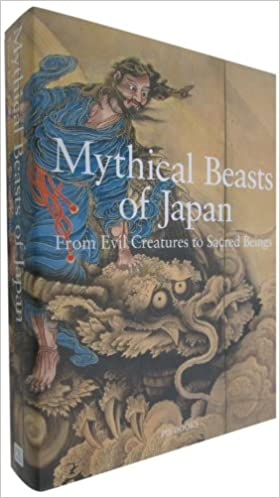 mythical beasts of japan from evil creatures to sacred beings