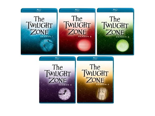 The Twilight Zone Season 1-5 Bundle [Blu-ray]
