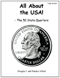 All about the USA! the 50 State Quarters Trade Version, Douglas Alford and Pakaket Alford, 1495901262