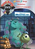 Monsters, Inc. Disney Read-Along by Walt Disney Records