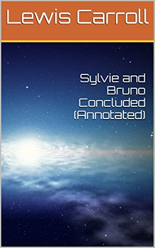 book cover of Sylvie and Bruno Concluded