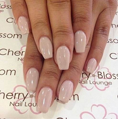 how to clean under false nails
