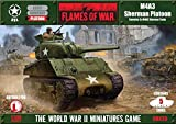 Flames of War: M4A3 Sherman Platoon