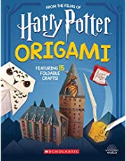 Origami: 15 Paper-Folding Projects Straight from the Wizarding World! (Harry Potter)