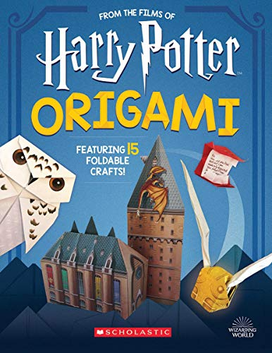 Harry Potter Origami Harry