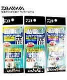 ダイワ  快適カワハギ仕掛け ワンディパックSS パワーワイドフック 4.0