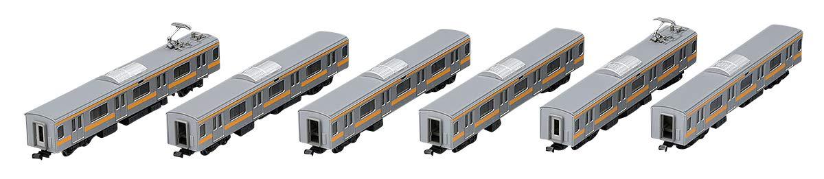 TOMIX Nゲージ 209 1000系 中央線 増結セット 6両 98335 鉄道模型 電車   B07NHGQ331