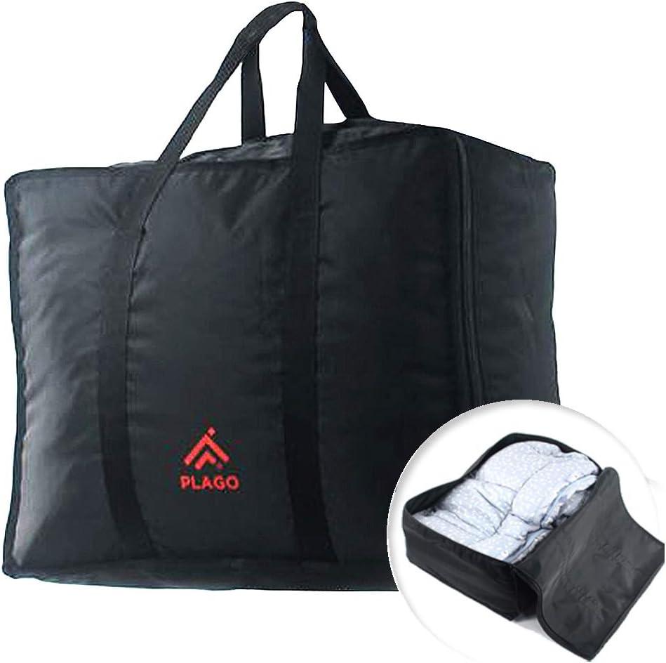 Huge Duffle Bag 88L-169L Heavy Duty Oversize Duffel Bag Blanket Mattress Storage 169L