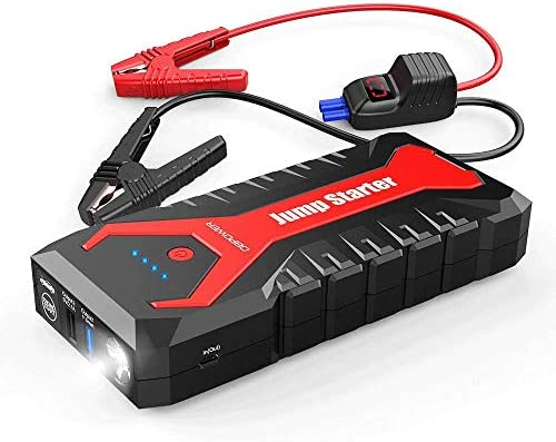 DBPOWER 19200mAh Portable Starter Flashlight product image