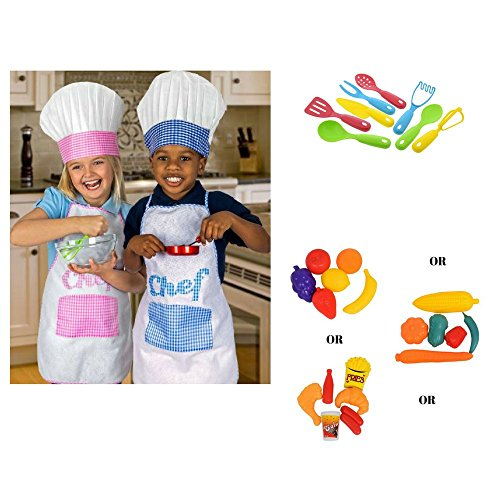 chef dress up outfit - 9