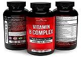 Super B Complex Vitamins - All B Vitamins Including