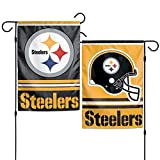 NFL Pittsburgh Steelers Garden Flag