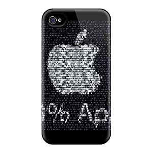 High Quality Phone Cover For Iphone 4/4s With Customized Beautiful Metallica Skin AlissaDubois