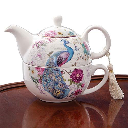 tea cup and teapot set - 3