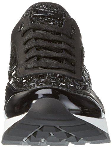 Noir Femme Baskets Cleo c99 Tosca Basses Blu pqwBngXW7