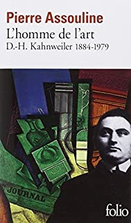 L'homme de l'art : D.-H. Kahnweiler, 1884-1979, Assouline, Pierre