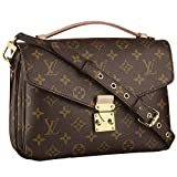 DMYTROVITCHUK Metis Style Crossbody Bag Monogram Color 25 cm Woman Man Bag Has Adjustable and Removable Shoulder Strap