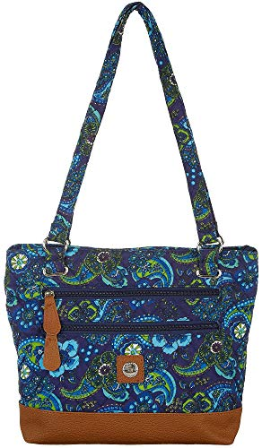 Stone Mountain Paisley Quilted