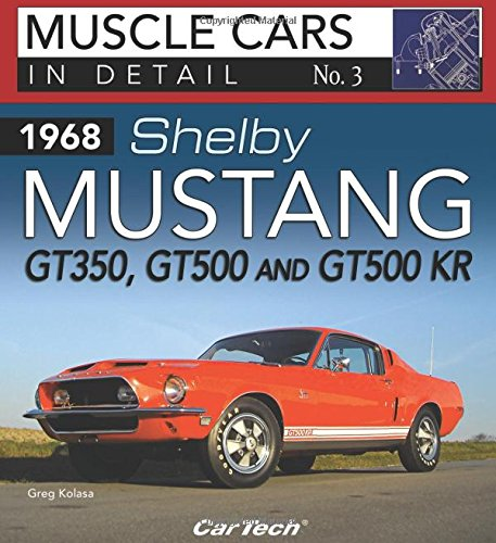 Shelby Mustang And Kr Muscle Cars In