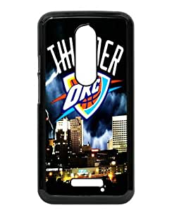 Popular Motorola Moto X 3rd Generation Case ,Fashionable And Unique Designed Case With okc thunder Black Moto X 3rd Gen Cover High Quality Phone Case