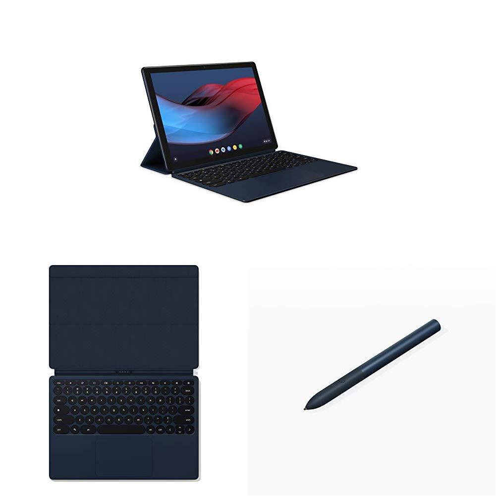 Google Pixel Slate 12.3-Inch 2 in 1 Tablet Intel Core m3, 8GB RAM, 64GB, w/Keyboard & Pen