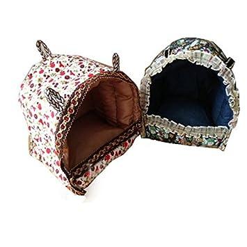 NUOLUX hamaca cama suspendida para rata hámster Loro Muelle conejo ardilla: Amazon.es: Productos para mascotas