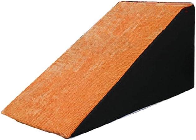 Escaleras y escalones Rampa De Escaleras Livianas For Mascotas For Perros Pequeños, Gatos, Escalera De Escaleras Antideslizante For Sofás Cama, Cubierta Lavable Extraíble De Color Naranja, Altura De 3: Amazon.es: Hogar