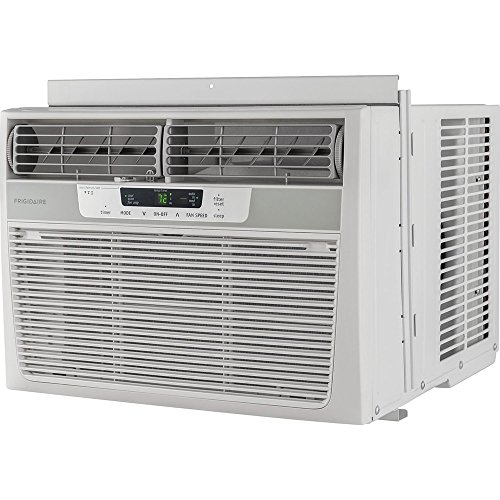 FRIGIDAIRE FFRA1022R1 Window Air Conditioner - Cooler - 2930.71 W Cooling Capacity - 450 Sq. ft. Coverage - Yes - Yes