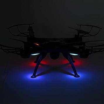 Amazon.com : Cámara eDealMax 2.4G RC helicóptero teledirigido de 360 ...