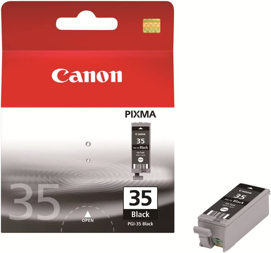 Canon PGI-35 Black Ink Tank Compatible to iP100, iP110