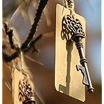 50pcs Wedding Favors Skeleton Key Bottle Opener with Escort Tag Card 6