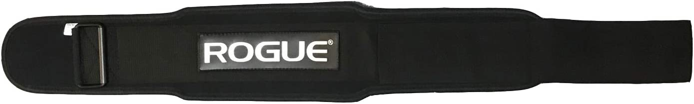 Rogue Fitness 5 Nylon Weightlifting Belt