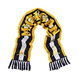 NIKE Jordan Michigan College Scarf College Navy/Amarillo 842928-419