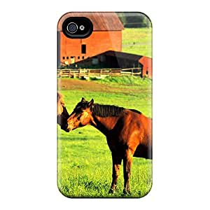 Premium Case For Iphone 4/4s- Eco Package - Retail Packaging - Cbl686eTDD