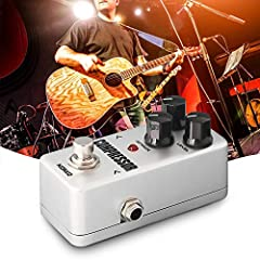 Description: Item type:Guitar Effect Pedal Suitable for musical instruments: electric guitar Model: FCP2 Shell material: aluminum Power: 300MA Size: about 94*51*53mm Power: DC 9V Mode: COMPRESSOR Brand: KOKKO Package Include: 1 * Guitar Effec...