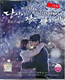 WHILE YOU WERE SLEEPING - COMPLETE KOREAN TV SERIES ( 1-32 EPISODES ) DVD BOX SETS