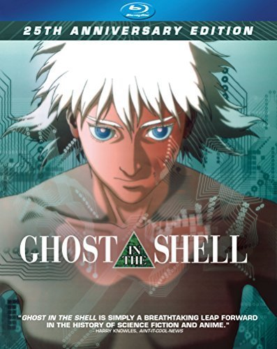 Ghost in the Shell 25th Anniversary [Blu-ray] by ANCHOR BAY