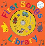 First Songs Library: Over 50 Songs! Includes 3 Books with a CD