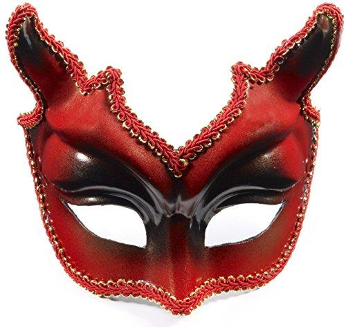[Devil Half Mask Frames] (Devil Half Mask)
