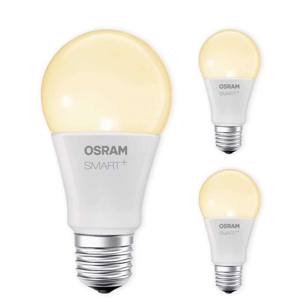 OSRAM SMART+ LED E27 8,5W 60W 2700K warmweiß ZigBee Lightify Alexa kompatibel Auswahl 3er Set