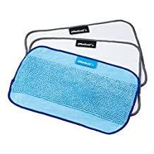 iRobot 3-Pack Microfiber Cleaning Cloths, Mixed for Braava Floor Mopping Robot